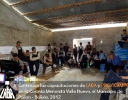 Laba - Colombia 2012